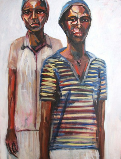 36 in. x 48 in., Oil on Canvas