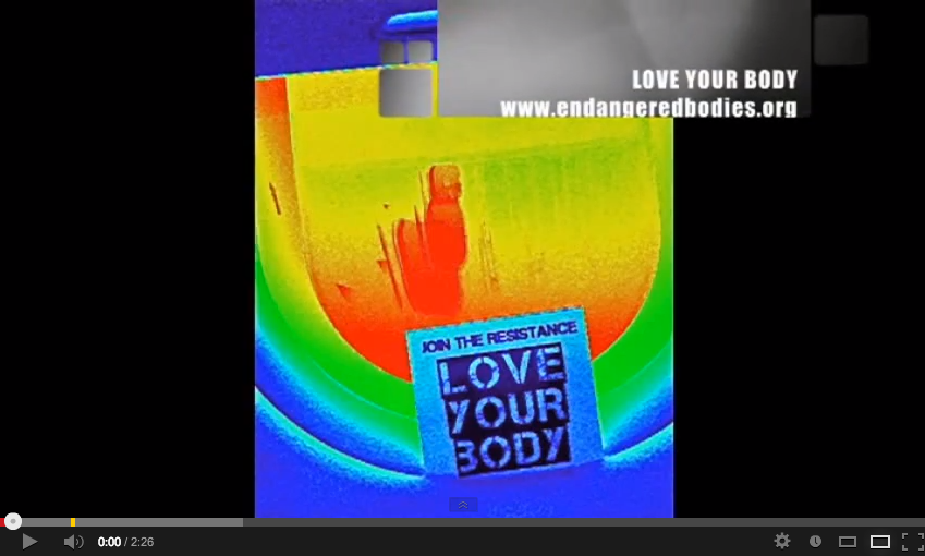Join The Resistance-Love Your Body